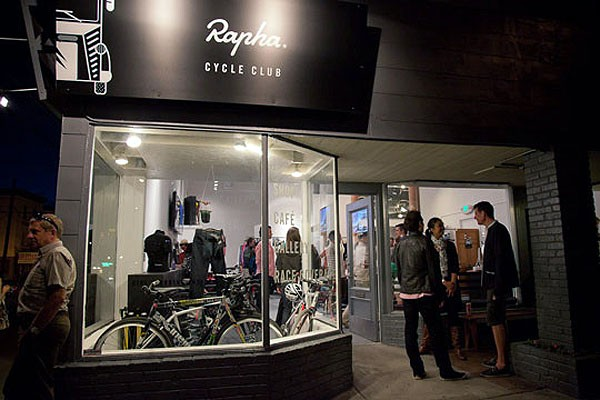Rapha San Francisco Cycle Club