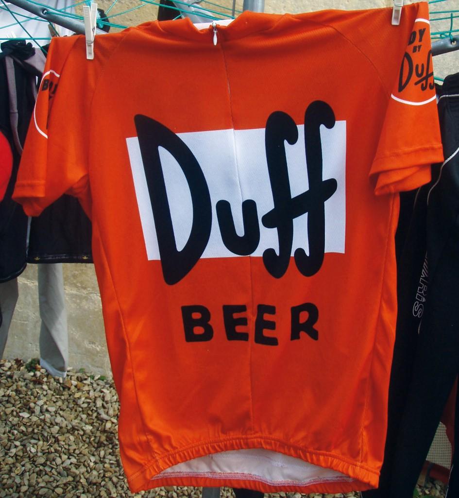 Foska Duff Beer Jersey
