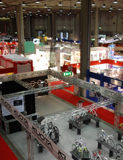 The Italian EICA Show in Milan