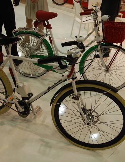 Montante Cicli is introducing a new line of high-end city commuting bikes