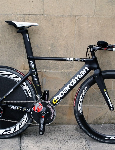 The Boardman AiR/TT 9.8
