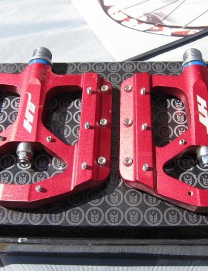 HT's AE01 flat pedal