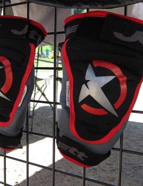 Jett MTB's lightweight Commando trail knee pads cost $60