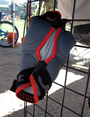 The pads are built with pedaling in mind and feature a light mesh back