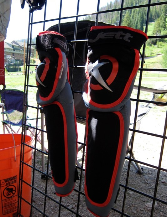 The Commando knee-shin combo pad costs $70