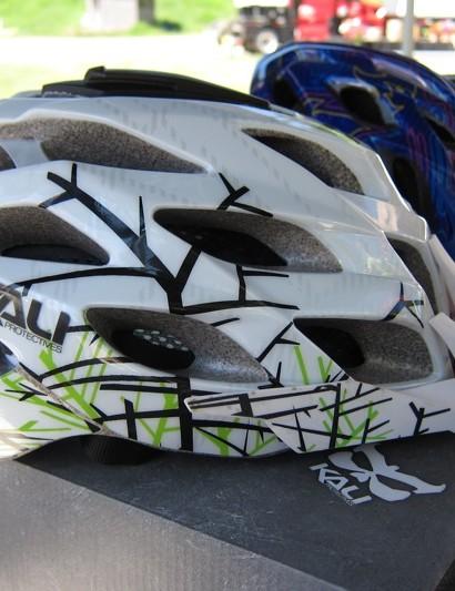 Kali's Amara Cam helmet