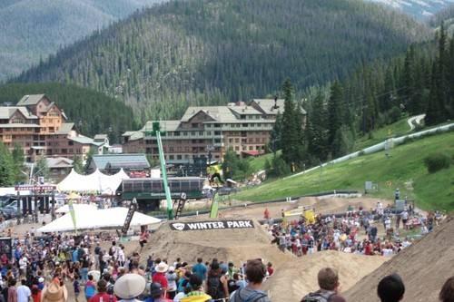 Crankworx Colorado