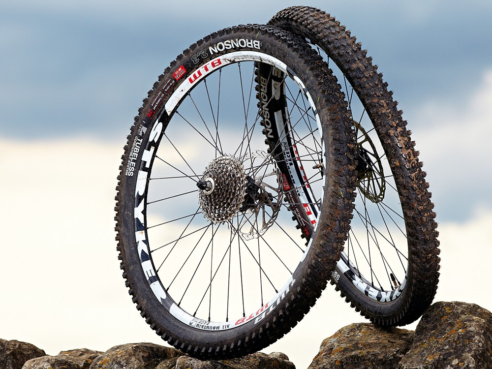 WTB Stryker TCS All Mountain wheelset