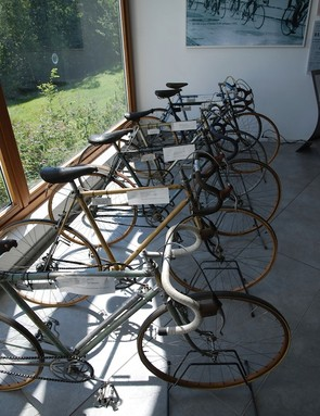 The evolution of bicycles throughout the 20th century