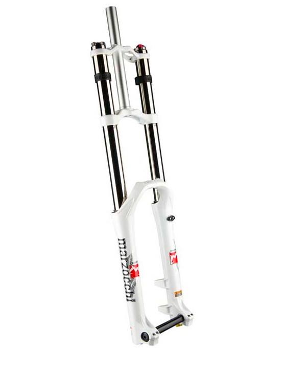 The flagship coil sprung 888 RC3 EVO Titanium
