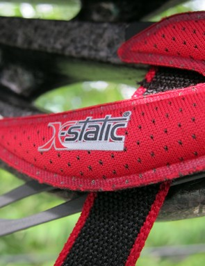 atic padding is comfortable against your head and also resists odors.  The bonded edges have held up to multiple washings, too
