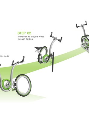 OneBike: Charge, unfold and ride. How hard can it be?