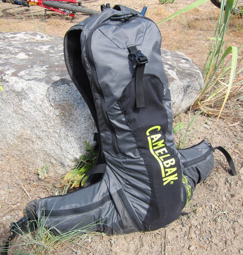 Camelbak's new Charge LR pack keeps the load low and stable like the older Octane LR but with far better storage and a more bike-specific design