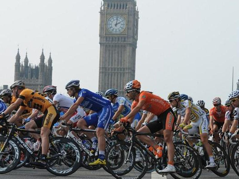 The majority of volunteers are required for the final stage in central London on 18 September