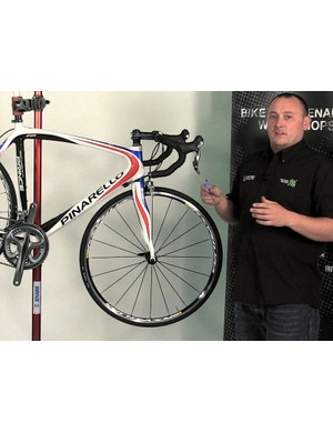 Spike Taylor shows how to tune your brakes and gears