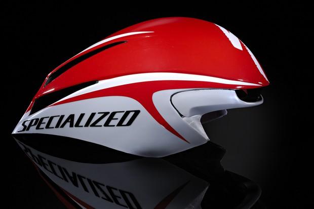 Specialized TT2 helmet