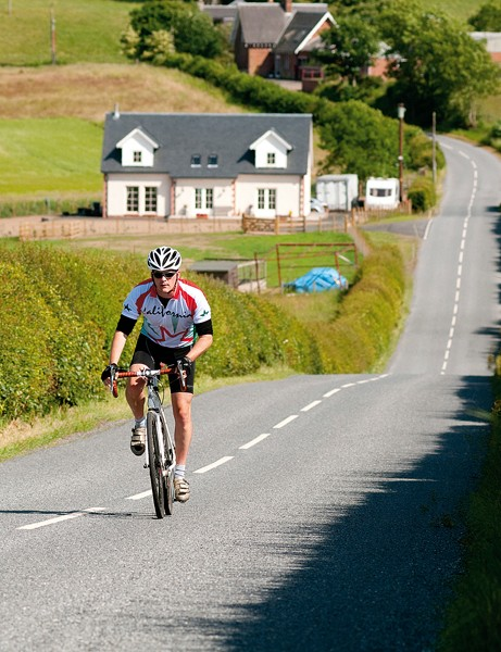 Scottish Borders: Cyclist's paradise