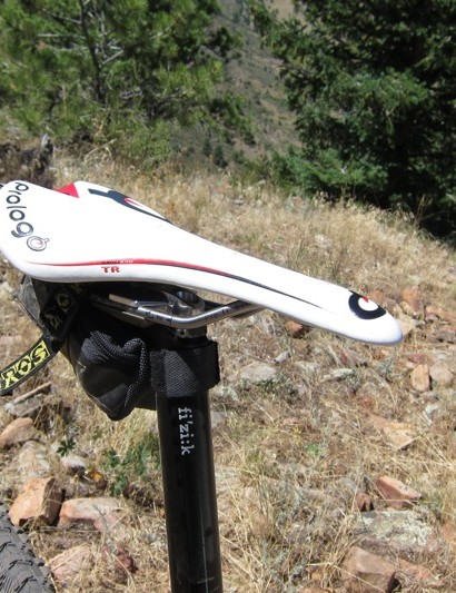 Prologo's Nago Evo TR saddle