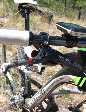 Avid's XX World Cup brakes forgo tool-free reach adjust or pad contact adjustment