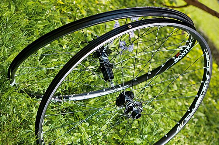 Bontrager Rhythm Pro 29er wheelset