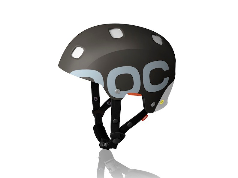 The $250 Receptor Backcountry helmet with multiple impact protection