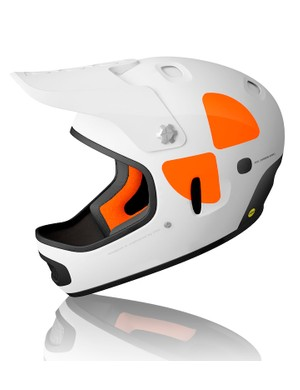 The Cortex DH is POC's original Mips helmet and also sports a carbon fiber shell