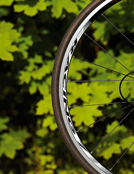 fulcrum racing 7 wheels are solid and dependable rather than racy