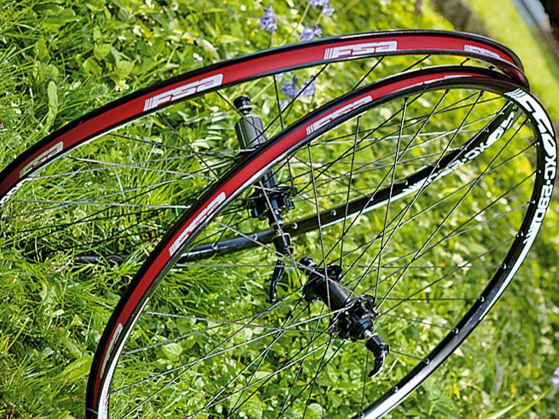 FSA XC290 wheelset
