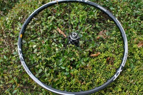 Shimano Deore XT M785 front wheel (15mm axle)