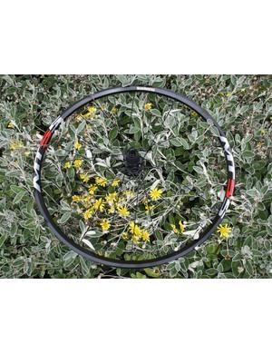 Shimano MT55 rear wheel
