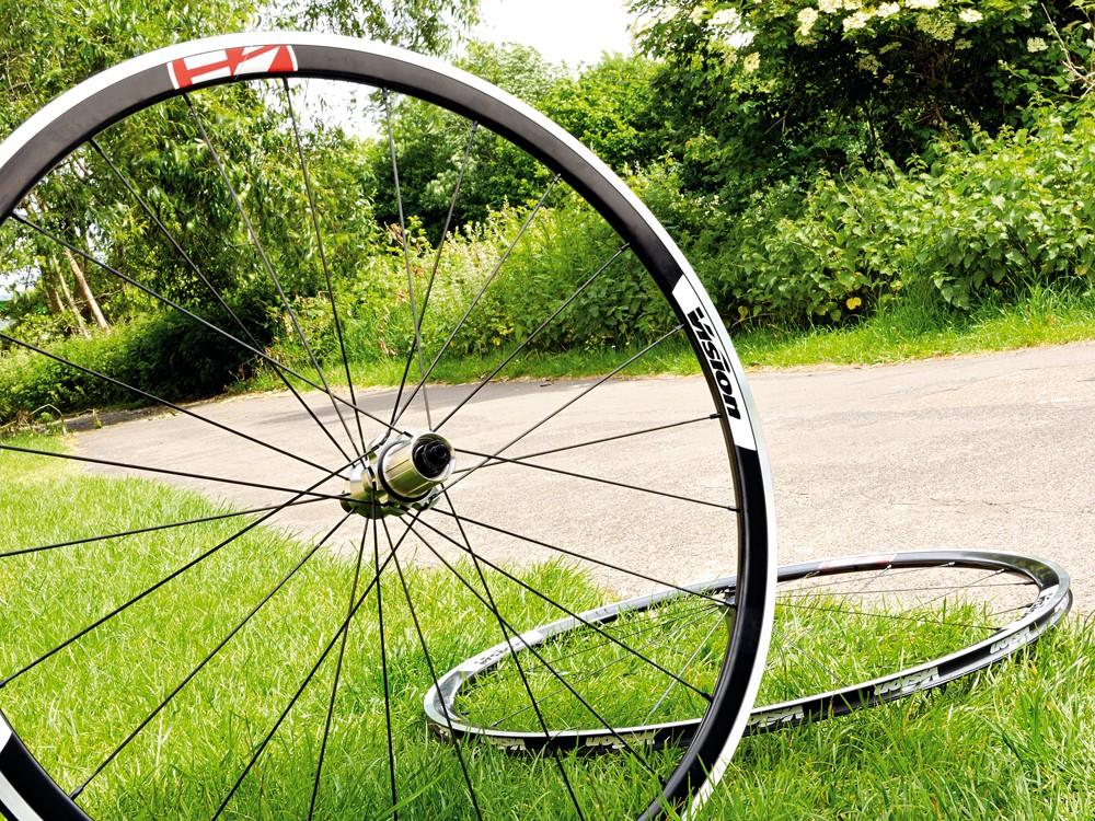 Vision Trimax Pro Wheelset