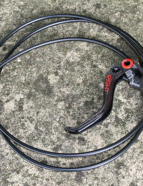 Magura MT8 disc brake