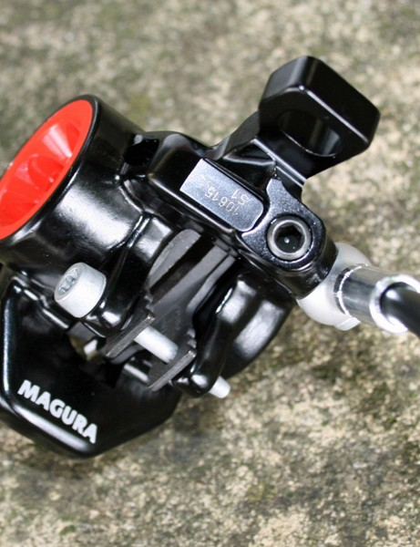 Magura MT8 disc brake - calliper