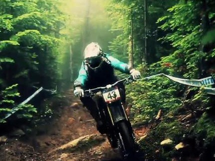Episode three is heavy on action from the North American legs of the Downhill World Cup