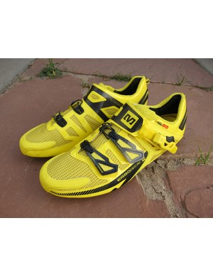 The Zxellium Ultimate is still Mavic's stiffest and most supportive shoe for 2012