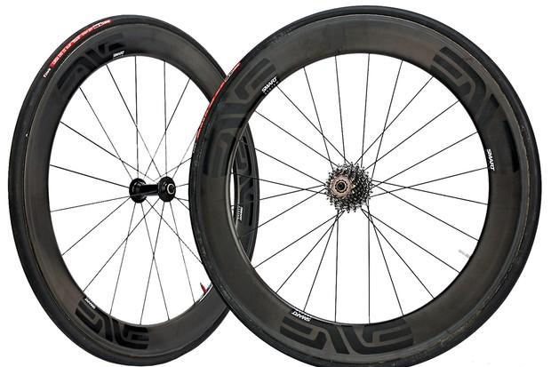Smart Enve System 6.7 wheelset