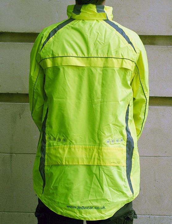 LEDwear Aurora jacket
