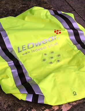 LEDwear LED Backpack Cover