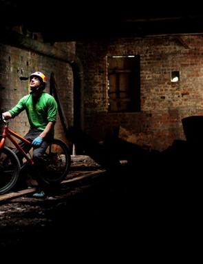 Danny MacAskill in 'Industrial Revolutions'