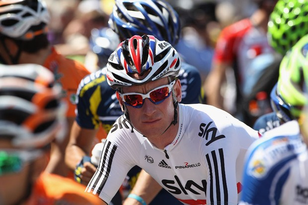 Brad Wiggins will lead Team Sky in the upcoming Tour of Spain