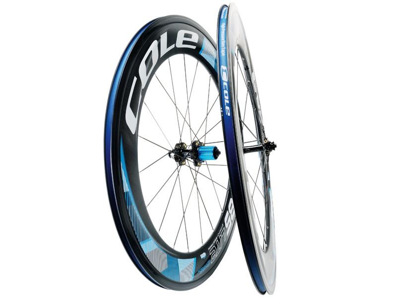 Cole C85 Lite road wheelset