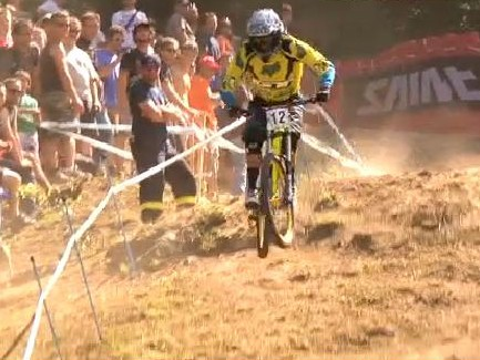Marc Beaumont had a solid World Cup season, finishing 12th overall