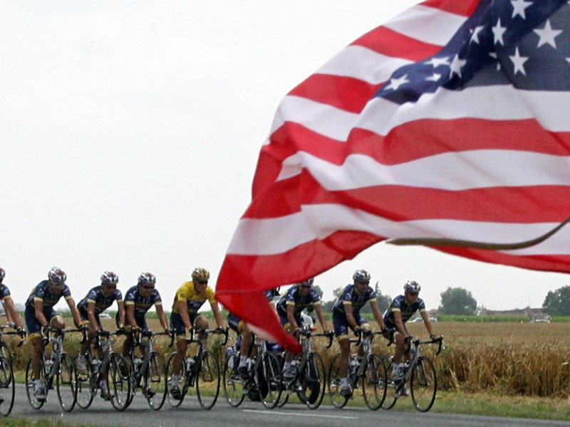 Were the Lance Armstrong years the golden age of American cycling?