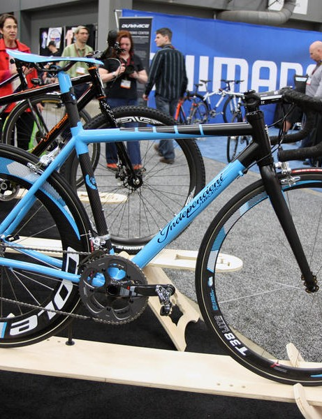 Sales of boutique and handmade bikes are strong in the US