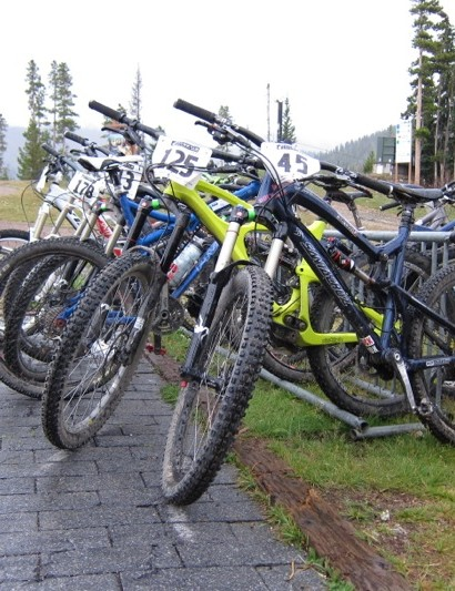 All-mountain and trail bikes await this tailor made event