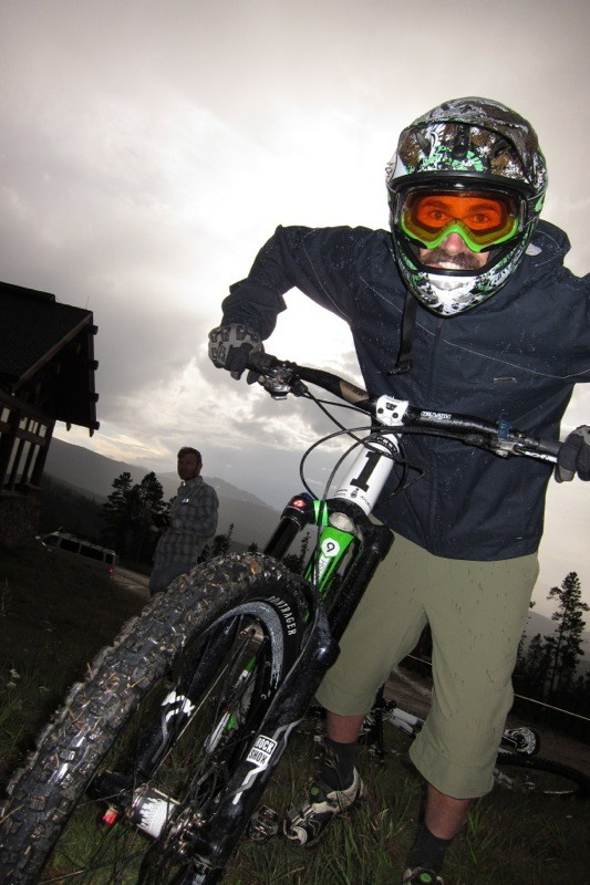 Trek's Ross Schnell co-promoted and won the Trestle All-Mountain Enduro presented by Trek