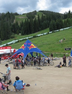 RedBull supported America's first Enduro stage race