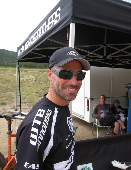 Weir put 'all-mountain' racing on the map in the US