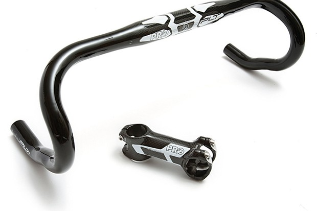 Pro PLT Carbon Composite Anatomic bar and stem
