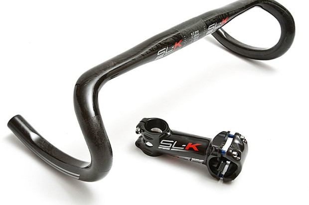 FSA SL-K Compact bar and stem